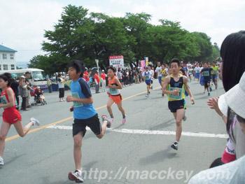 さくらんぼマラソン3