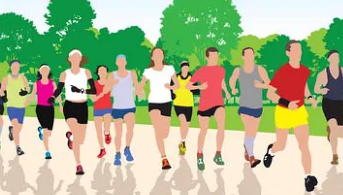 千歳マラソンイメージ