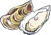 牡蠣イラスト