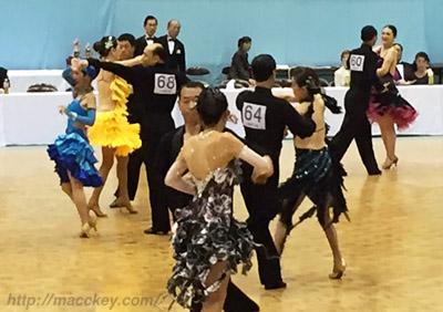 競技ダンス2