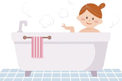 お風呂は睡眠の何時間前がベスト?心地よい眠りのために